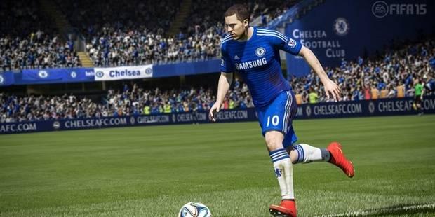 Trois Belges dans les 50 meilleurs joueurs de FIFA 15 - La DH