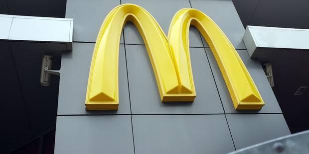 La baisse des ventes de McDonald's s'accélère en août - La DH