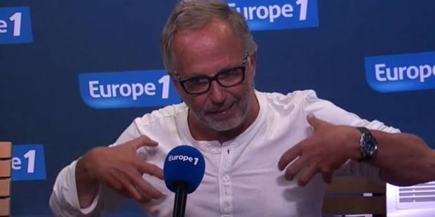 """Luchini: """"Royal et Trierweiler au garde-à-vous à côté de François Hollande"""" - La DH"""