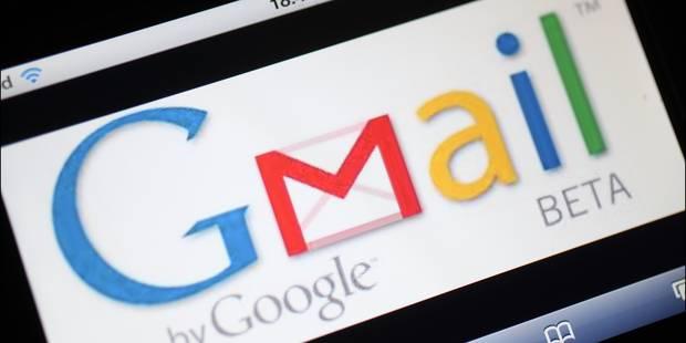 Un pirate dévoile plus de 5 millions de comptes Gmail! - La DH