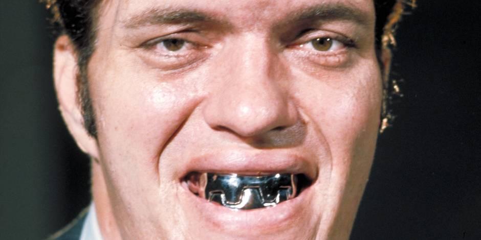 Mort de Richard Kiel, l'homme aux dents d'acier dans deux James Bond