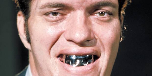 Mort de Richard Kiel, l'homme aux dents d'acier dans deux James Bond - DH.be