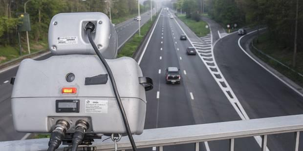 Contrôle de vitesse: une nouvelle opération marathon annoncée en octobre - La DH