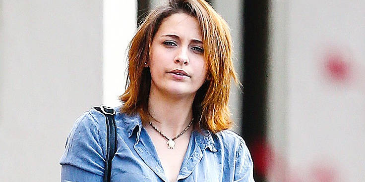 *EXCLUSIVE* Paris Jackson gets back to normal life spending time with the family