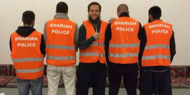 """La """"police de la charia"""" sévit dans une ville allemande - La DH"""