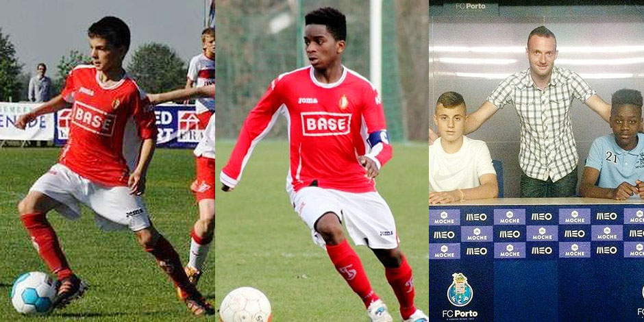 "Quand Anderlecht ""pique"" 4 jeunes talents du Standard"