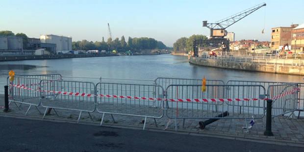 Voiture dans le canal à Anderlecht: les 2 victimes ne savaient pas nager - La DH