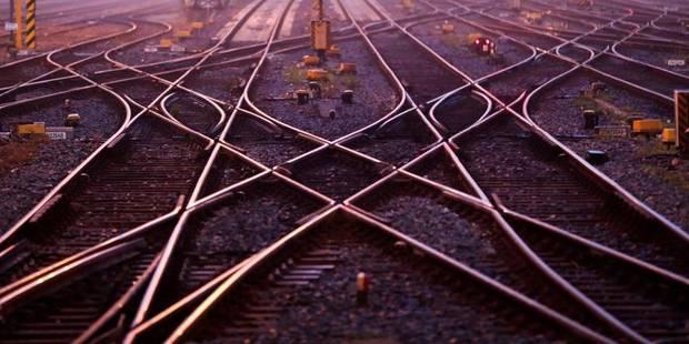 Un piéton percuté par un train à Diepenbeek - La DH