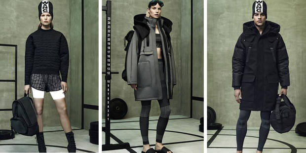 Les premiers looks de la collab' Alexander Wang-H&M - La DH