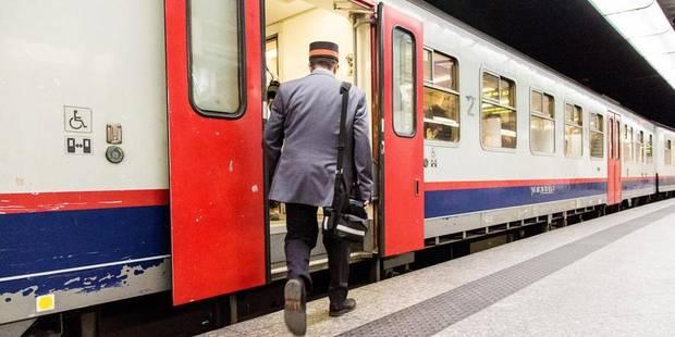 Le trafic ferroviaire interrompu entre Tournai et Saint-Ghislain - La DH