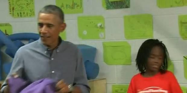 Elle voulait voir Beyoncé mais doit se contenter d'Obama - La DH