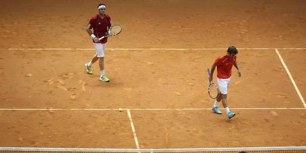 Séisme espagnol dans le monde du tennis - La DH