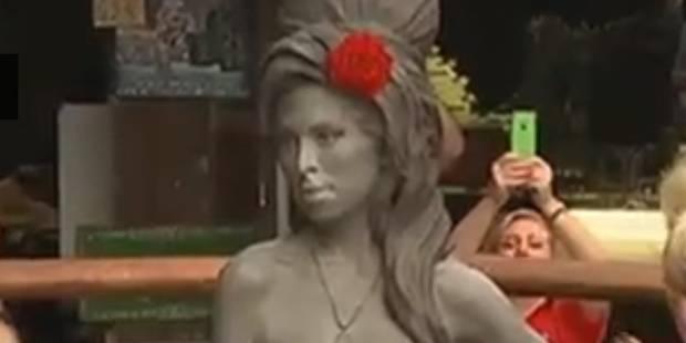 Amy Winehouse, une statue à son effigie - La DH