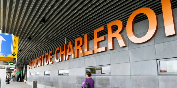 Pas de gare à l'aéroport de Charleroi - La DH