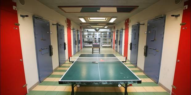 La Belgique poursuit sa collaboration avec la prison de Tilburg - La DH