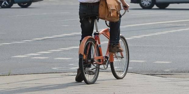 Schaerbeek: une cycliste dans un état critique après avoir été renversée par un camion - La DH