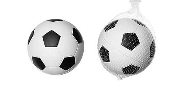 H&M rappelle des ballons en mousse pour bébé - La DH