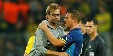 Les galères de Lukas Podolski - La DH