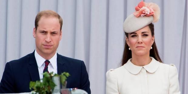 Kate, enceinte, annule un voyage pour raison de santé - La DH