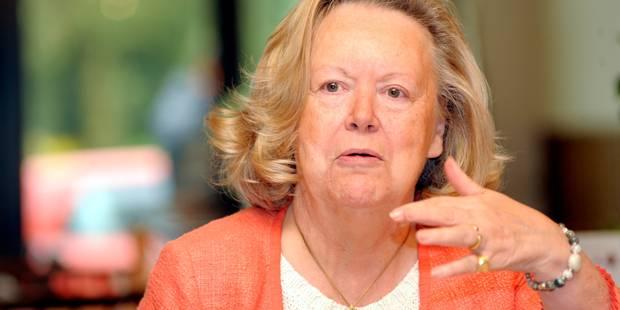 Le parquet général demande la condamnation d'Anne-Marie Lizin à un an avec sursis - La DH