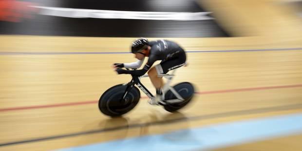 Jens Voigt bat le record du monde de l'heure