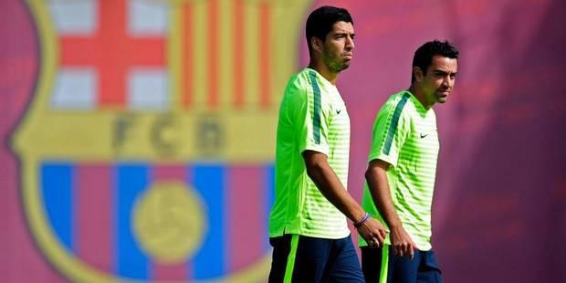 """Suarez """"aide déjà"""" le FC Barcelone, juge Luis Enrique - La DH"""