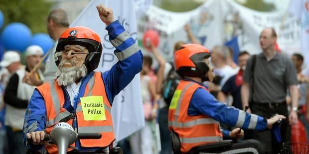 Grève des agents de police ce mardi, une première depuis 2001 - La DH