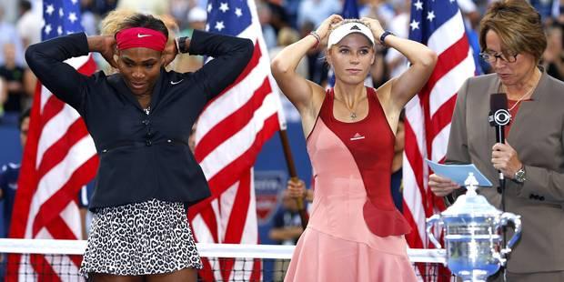 Quand Wozniacki oublie son chèque de 1,45 million de Dollars - La DH
