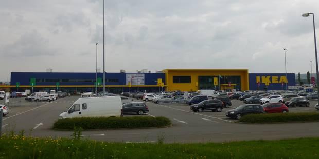 Le collège refuse le permis d'extension d'Ikea à Sterpenich - La DH