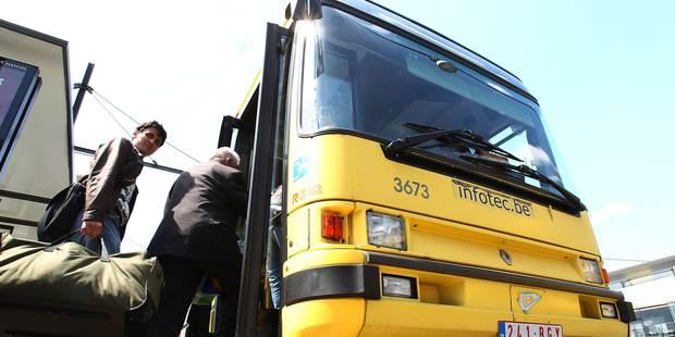 Tous les bus du TEC seront équipés de caméras de surveillance en 2017 - La DH