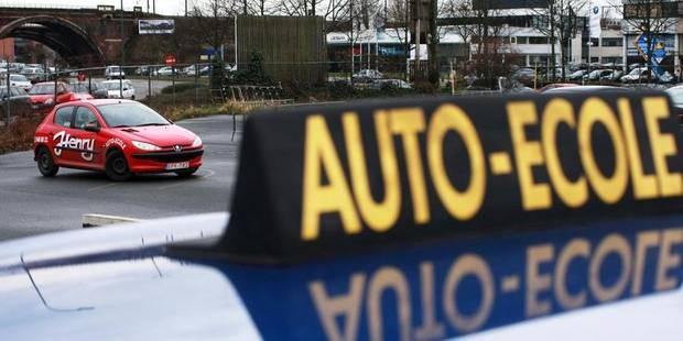 Les Bruxellois passeront une nouvelle épreuve au permis de conduire - La DH