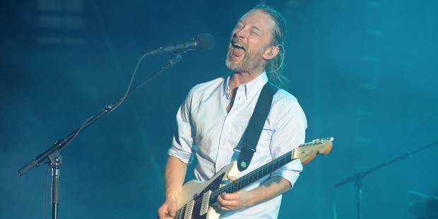 Téléchargez gratuitement l'album suprise du chanteur de Radiohead - La DH