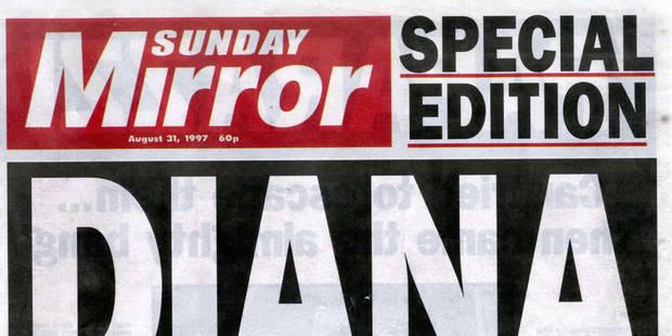 La presse tabloïd anglaise vacille entre sexe, scandale et démission - La DH