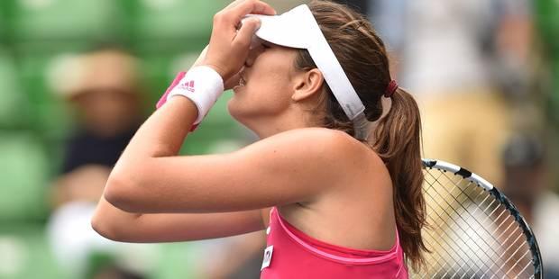 Tennis: les fesses de Garbine Muguruza chauffent la Twittosphère... - La DH