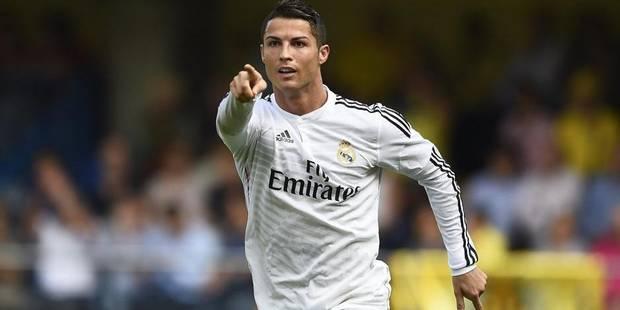 C1: Ronaldo peut entrer (un peu plus) dans la l�gende mercredi