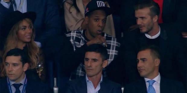Du beau monde en tribunes pour PSG-Barça - La DH