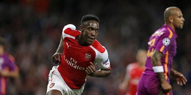 Groupe D: Arsenal se balade face au Galatasaray (4-1) - La DH