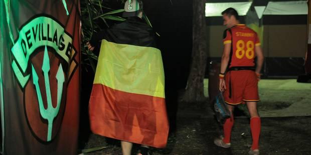 Devillage au Brésil: les supporters attendent toujours leur argent - La DH