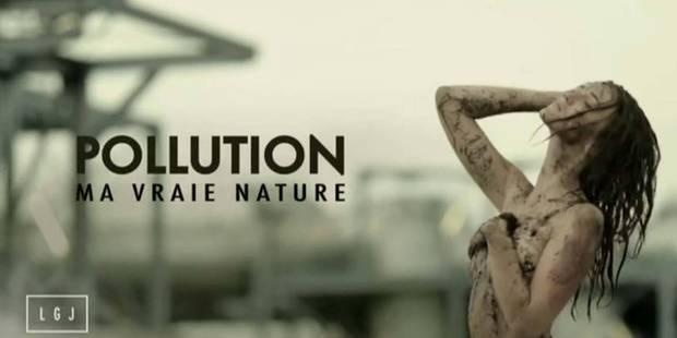 Raphaëlle Dupire nue dans une fausse pub sur Canal + ! - La DH