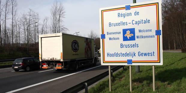 Des travaux sur le ring de Bruxelles ce week-end - La DH