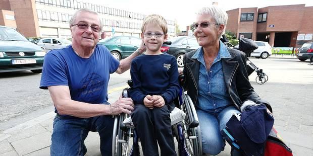 Matteo, paralysé du jour au lendemain - La DH