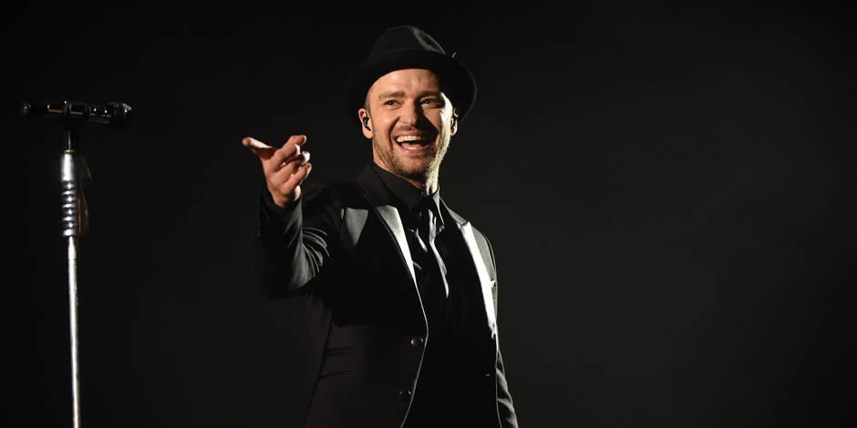 Justin Timberlake refusé en boite!