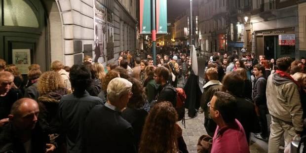 85.000 noctambules les rues de Bruxelles pour la Nuit Blanche - La DH