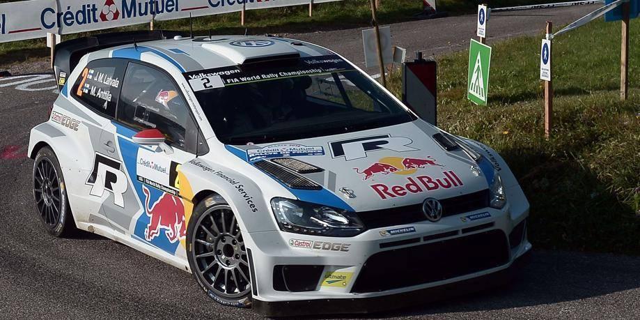 Rallye: victoire du Finlandais Latvala, Thierry Neuville 8e