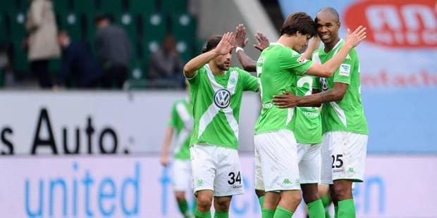 Bundesliga: Wolfsburg bat Augsbourg et remonte à la 6e place - La DH