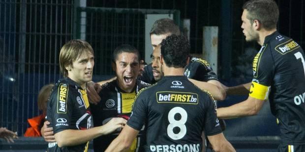 Lokeren bat Ostende et rejoint Gand dans le sillage d'Anderlecht (3-1) - La DH
