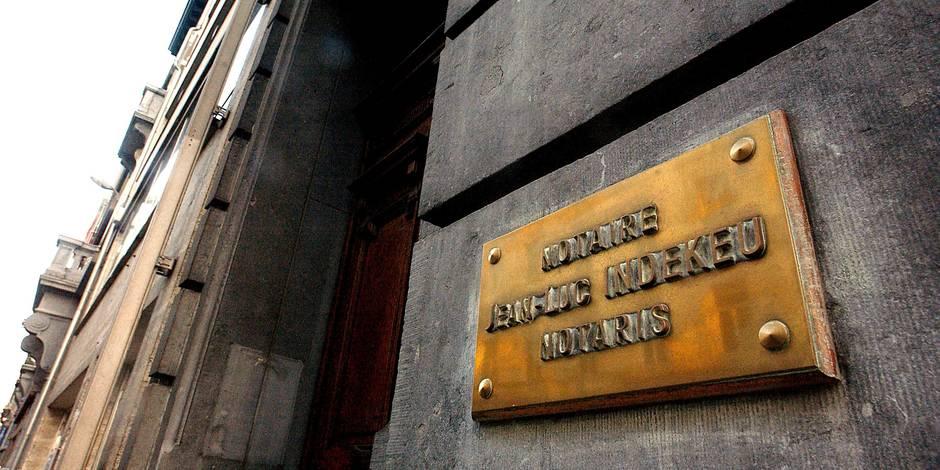 Le notaire Jean-Luc Indekeu ciblé par la justice ! - La DH