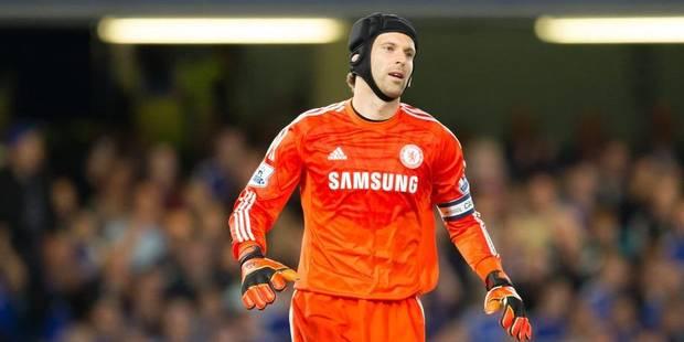Cech en a assez d'être la doublure de Courtois - La DH