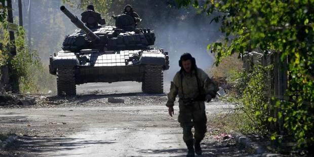 Ukraine: 331 morts depuis le cessez-le-feu - La DH