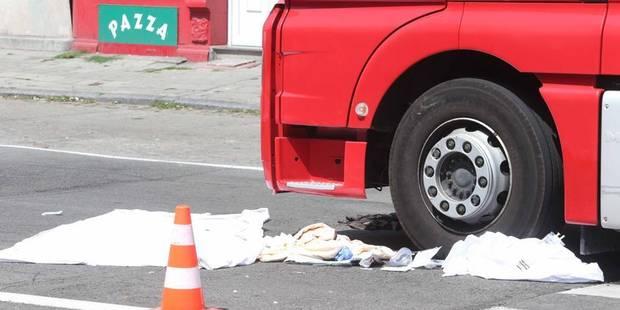 Piétons renversés par un camion à Huy: un Hutois est décédé - La DH